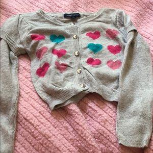 Pumpkin Patch Sweater for girls